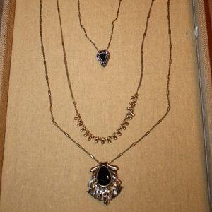 Monarch Convertible Pendant Necklace